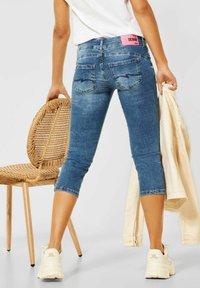 Street One - Denim shorts - blau - 1