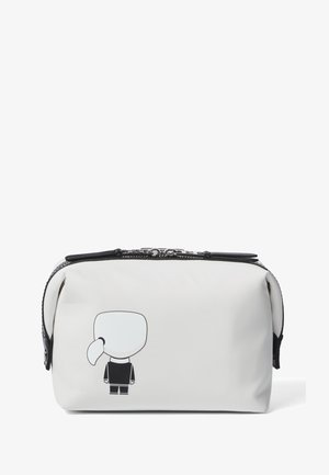 Wash bag - white