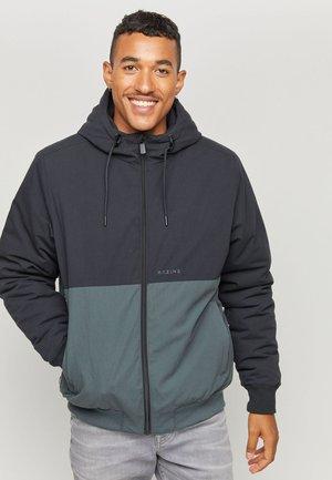 CAMPUS  - Light jacket - black/bottle
