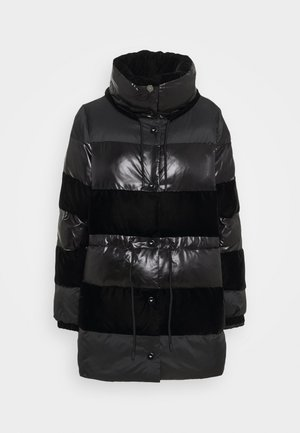 BLOUSON JACKET - Down coat - nero
