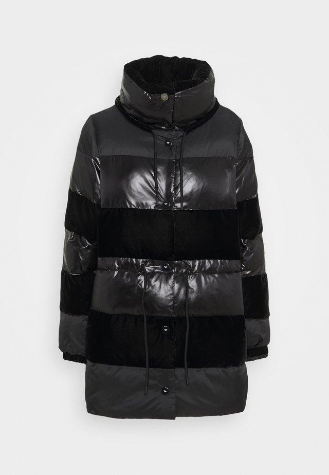 BLOUSON JACKET - Short coat - nero