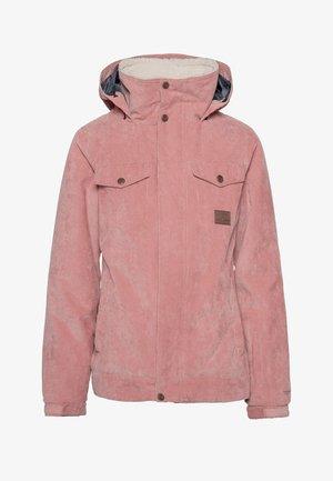 Ski jacket - think pink