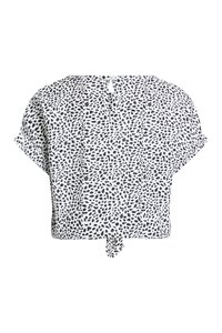 WE Fashion - MET DESSIN EN KNOOPDETAIL - Blouse - all-over print - 4
