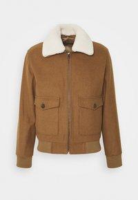 Serge Pariente - GABRIEL - Light jacket - camel - 0
