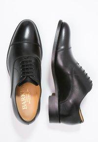 Barker - DUXFORD - Stringate eleganti - black - 1