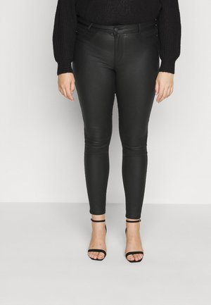 PCSHAPE  - Trousers - black
