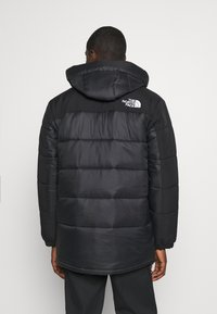 The North Face - HIMALAYAN INSULATED PARKA - Winter coat - black - 2