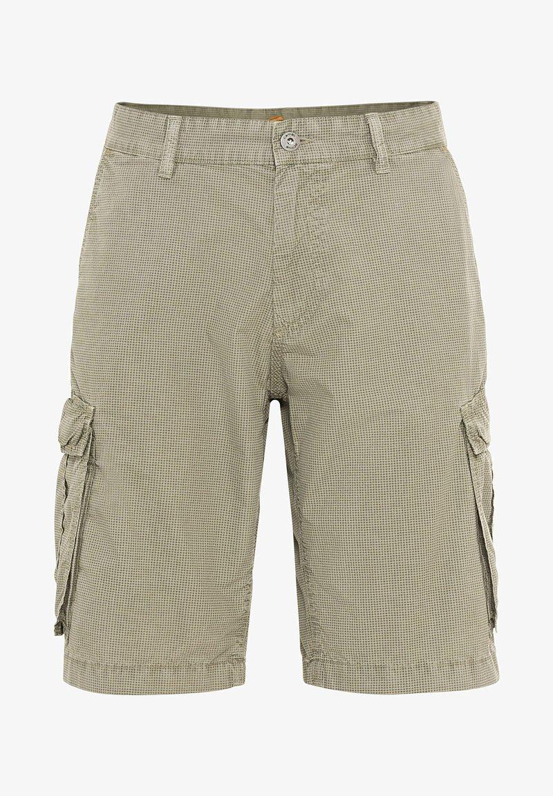 camel active - Shorts - oliv