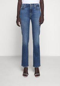 7 for all mankind - Straight leg jeans - light blue - 0