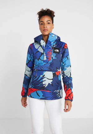 MOUNTAIN  - Ski jacket - flag blue