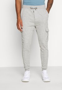 Brave Soul - Pantaloni sportivi - grey - 0