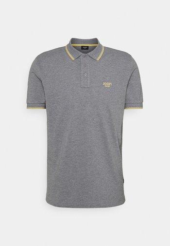 AGNELLO - Polo shirt - silver