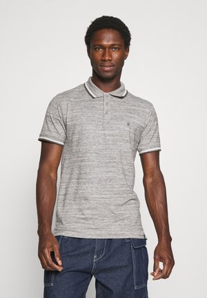 CONLEY - Polo shirt - lt grey mix