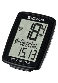 Sigma - BC 7.16 ATS - Bike computer - black - 1