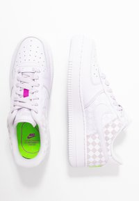 Nike Sportswear - AIR FORCE 1 - Trainers - barely grape/hyper violet/electric green - 3