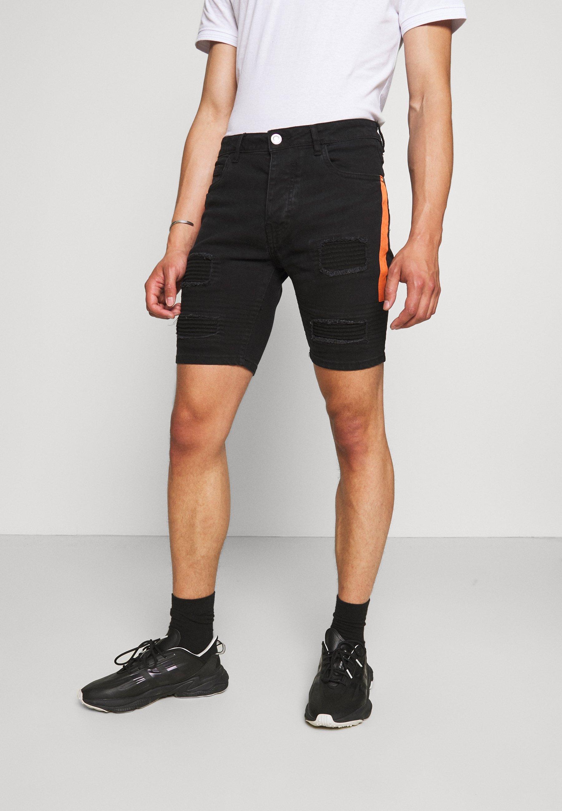 Herren RUBBIN - Jeans Shorts