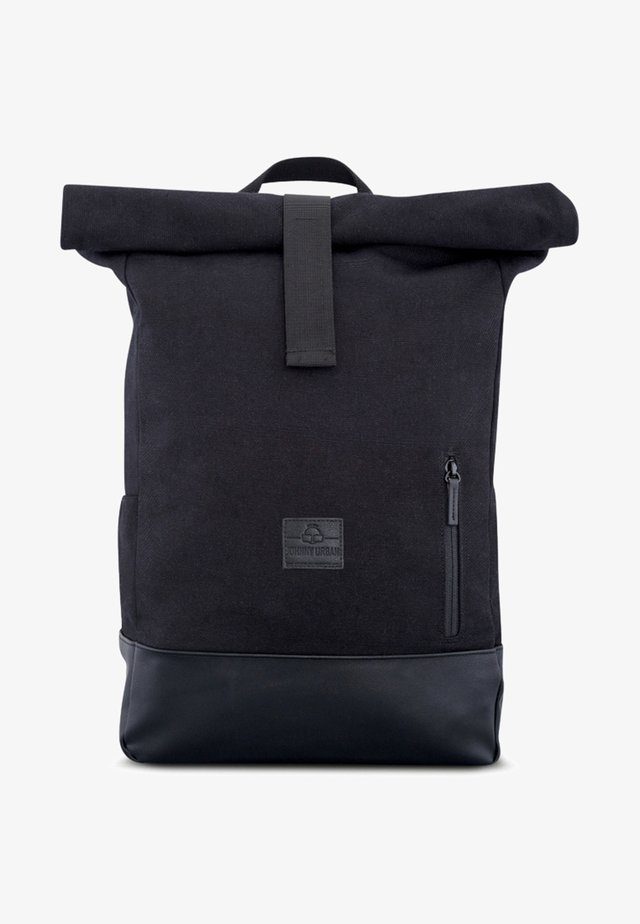 ROLL TOP ADAM - Rucksack - black