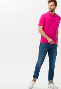 BRAX - STYLE PETE - Polo shirt - pink (71) - 1