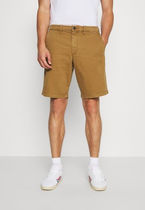 IN SOLID - Shorts - palomino brown global