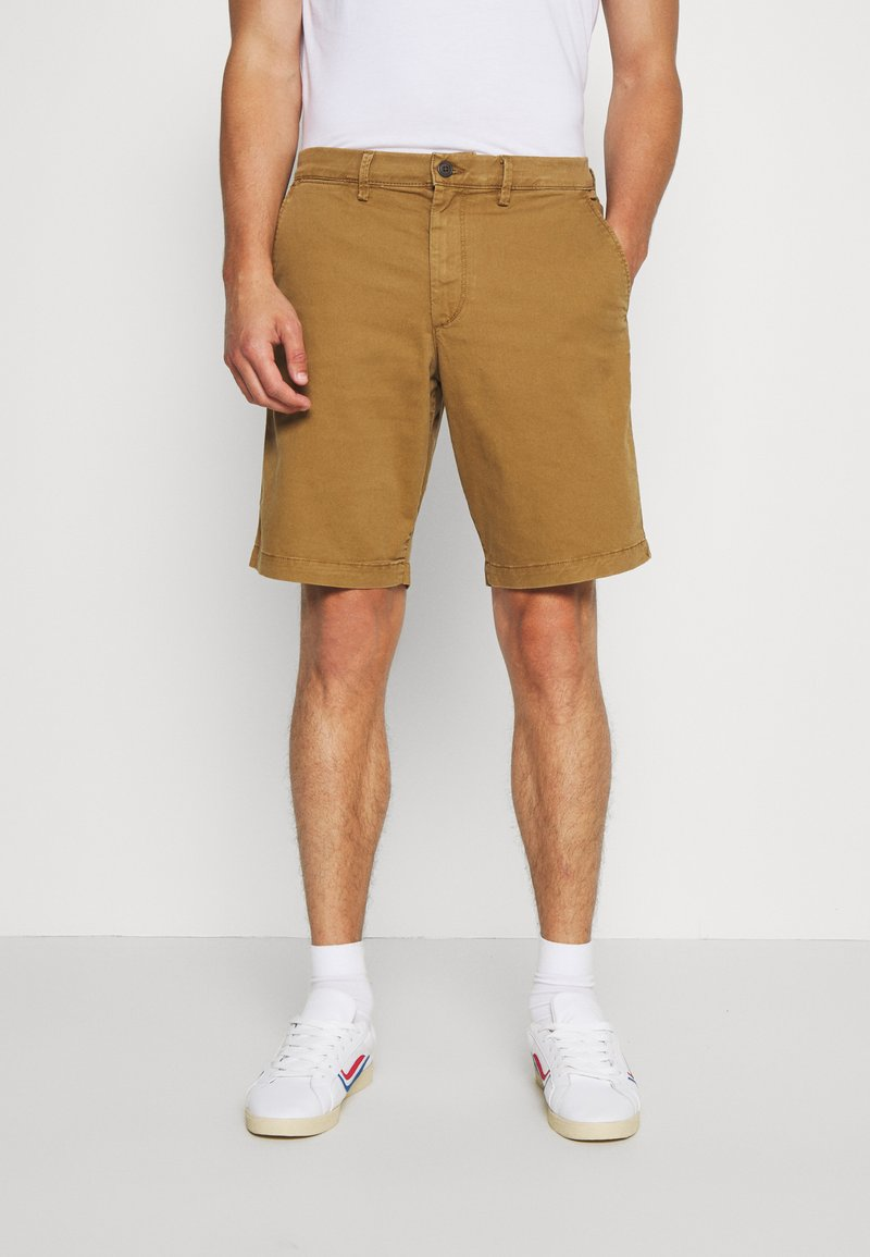 GAP - IN SOLID - Shorts - palomino brown global