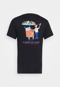 Nike Sportswear - TEE FOOD CART - Print T-shirt - black - 1