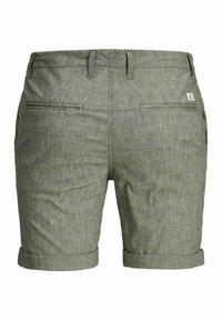 Jack & Jones - JJIDAVE - Shorts - olive night - 6
