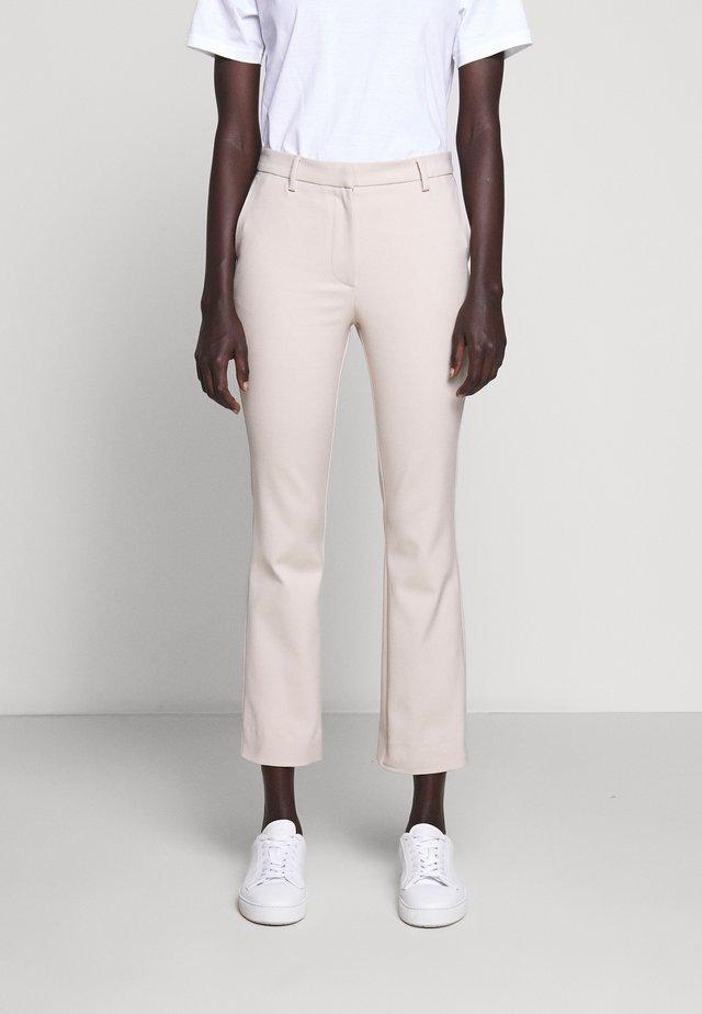 NOORA - Kalhoty - ivory