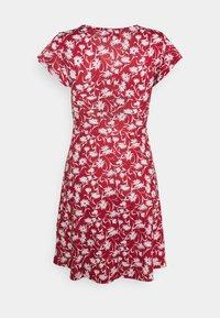 Even&Odd - Jersey dress - red/white - 7