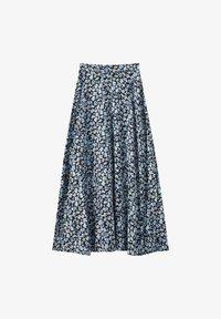 PULL&BEAR - A-line skirt - black - 4