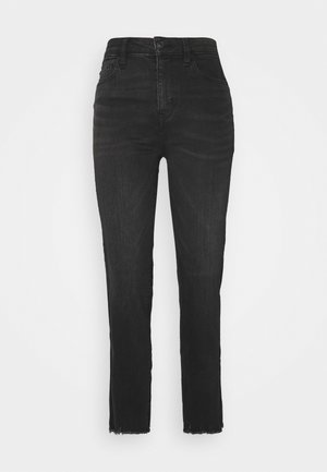 SLIM STRAIGHT - Slim fit jeans - black wash