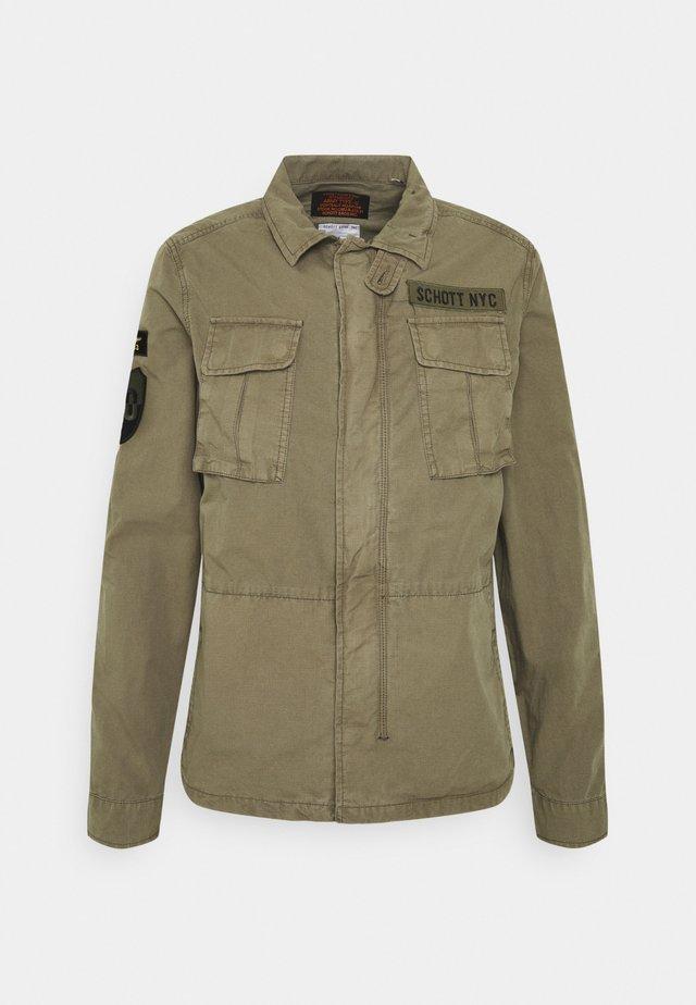 COOPERSP - Summer jacket - kaki