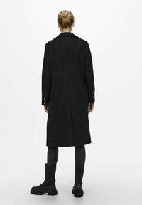 ONLY - Trenchcoat - black - 2