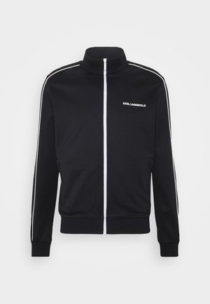 ZIP JACKET - Training jacket - black
