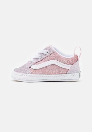 OLD SKOOL CRIB - Chaussons pour bébé - orchid ice/powder pink