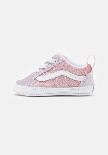 OLD SKOOL CRIB - First shoes - orchid ice/powder pink