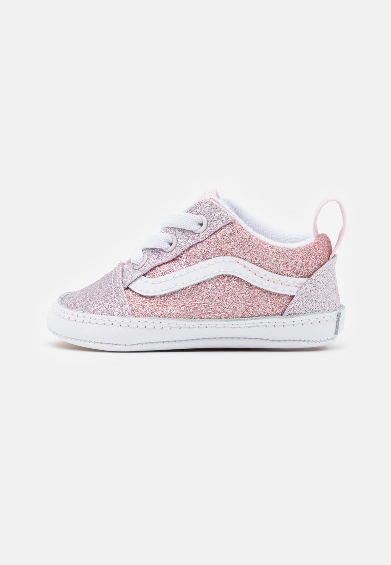 Vans - OLD SKOOL CRIB - Chaussons pour bébé - orchid ice/powder pink