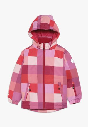 DIKSON PADDED JACKET - Lyžařská bunda - raspberry