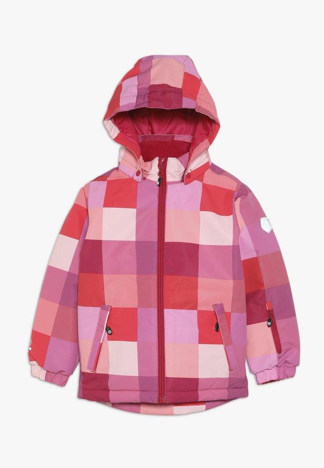 DIKSON PADDED JACKET - Ski jacket - raspberry