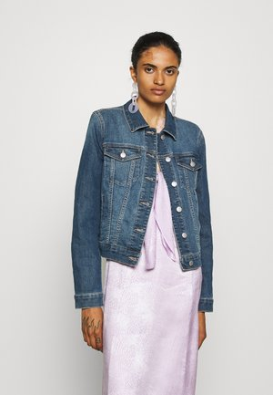 VMULRIKKA JACKET - Džínová bunda - medium blue denim