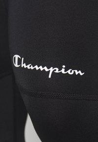 Champion - LEGACY TRAINING LEGGINGS - Leggings - black