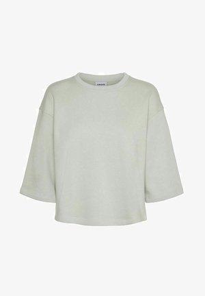 Sweatshirt - mineral gray