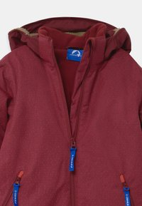 Finkid - TURVA ICE UNISEX - Snowsuit - persian red/cabernet - 3