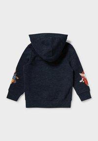C&A - VIACOM PAW PATROL - Zip-up sweatshirt - black-melange - 1