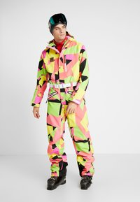 OOSC - HOLD YOUR COLOUR - Snow pants - multi-coloured - 1