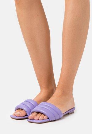 GOANI - Mules - purple