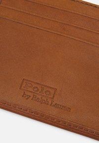 Polo Ralph Lauren - BEAR UNISEX - Peněženka - tan - 4
