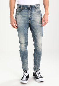 G-Star - D-STAQ 3D SUPER SLIM - Relaxed fit jeans - lor superstretch - 0