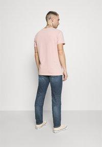 Nudie Jeans - LEAN DEAN - Relaxed fit jeans - blue denim - 2