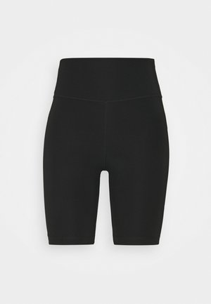 RUN SHORT - Leggings - black
