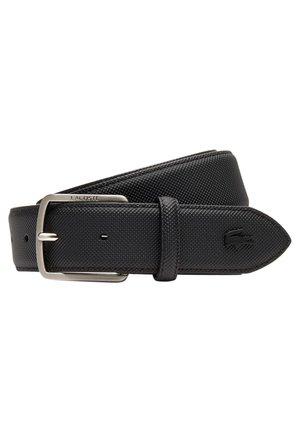 LACOSTE - CEINTURE HOMME RC4009 - Cintura - noir